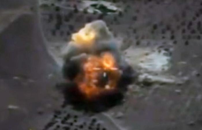 Российским авиаударом в Сирии уничтожен пункт управления ИГИЛ с полевыми командирами