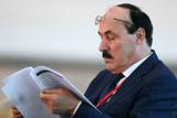 Глава Дагестана объявил о намерении подать в отставку
