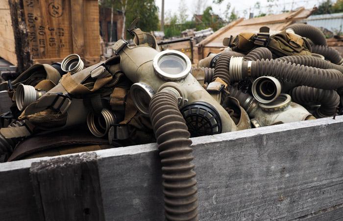 В РФ уничтожили последний химический боеприпас