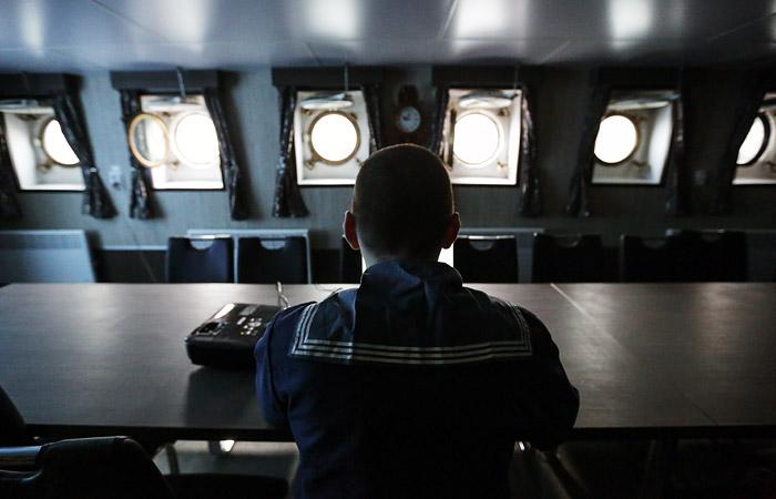 Российского военного и его знакомую задержали в Крыму за шпионаж в пользу Украины