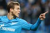 Кокорин признан игроком недели в Лиге Европы