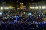 сoюзники отделения Каталонии провели последний перед референдумом митинг