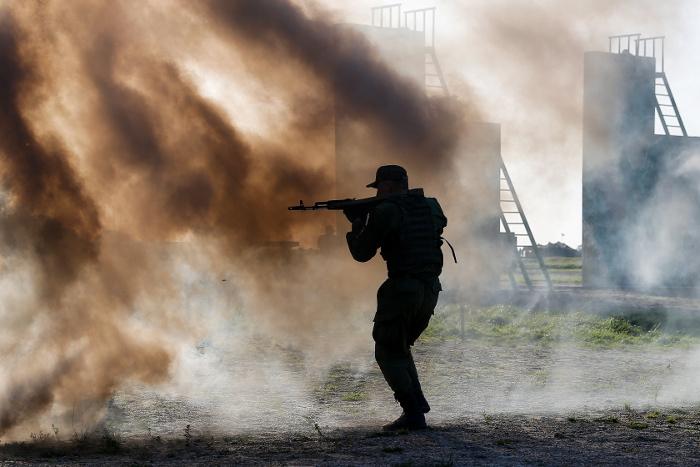 Устроивший стрельбу в Амурской области военнослужащий убит при задержании