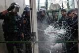 В Мадриде оправдали действия испанской полиции в Каталонии