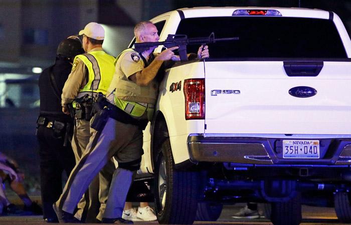 Стрельба в Лас-Вегасе оказалась самой кровопролитной в современной истории США