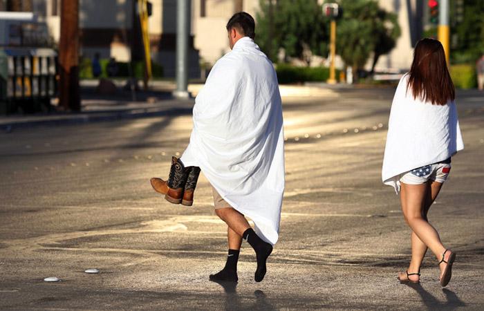 Число жертв стрельбы в Лас-Вегасе возросло до 58 человек