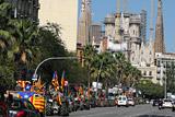 Саграда Фамилия и другие достопримечательности Барселоны закрыты из-за забастовки