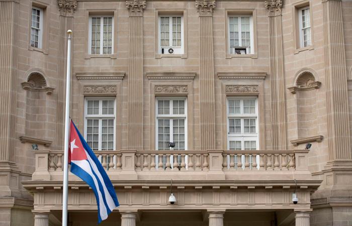Госдеп США предписал 15 кубинским дипломатам покинуть страну