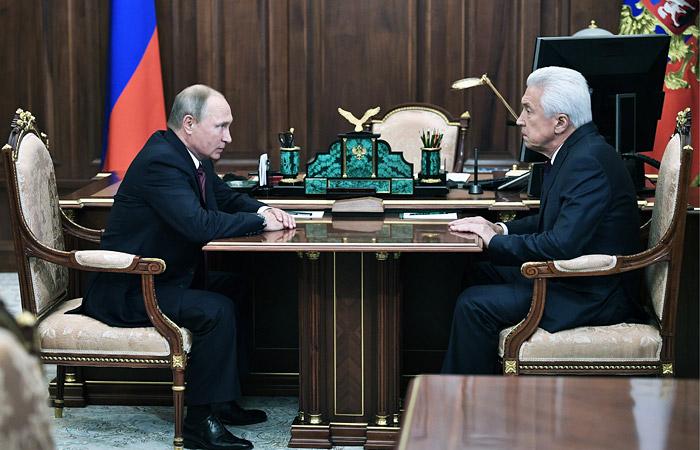 Руководитель думской фракции'ЕР стал врио главы Дагестана