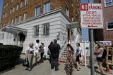 МИД России обнародовал видео с взломом замка в генконсульстве РФ в Сан-Франциско