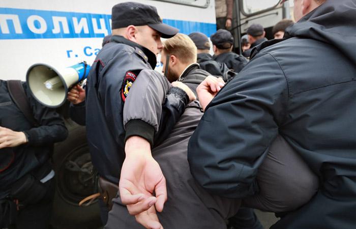Полиции Петербурга дано указания жестко пресекать несогласованные акции 7 октября