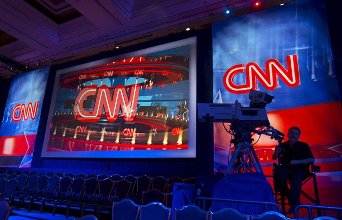 Роскомнадзор может отнять CNN лицензии 11октября