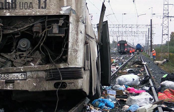 В России два ДТП с автобусами унесли жизни более 20 человек. Обобщение