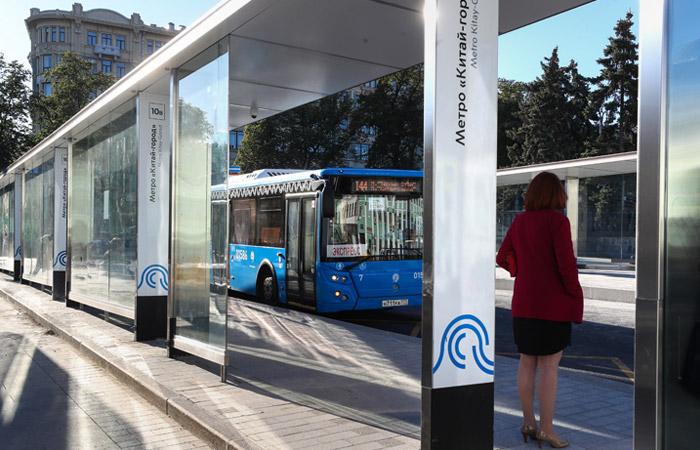 Неменее 60 проходящих через центр столицы маршрутов наземного транспорта поменяется 7октября