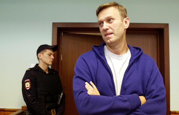 Мосгорсуд отклонил жалобу на административный арест Навального