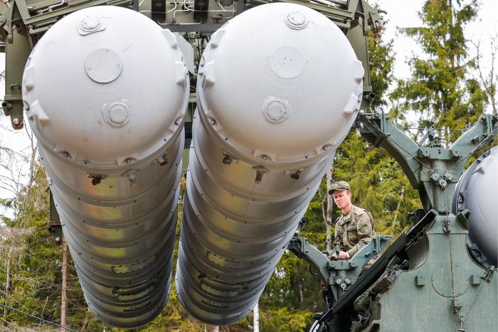 СМИ узнали о возможной покупке Саудовской Аравией у РФ четырех дивизионов С-400