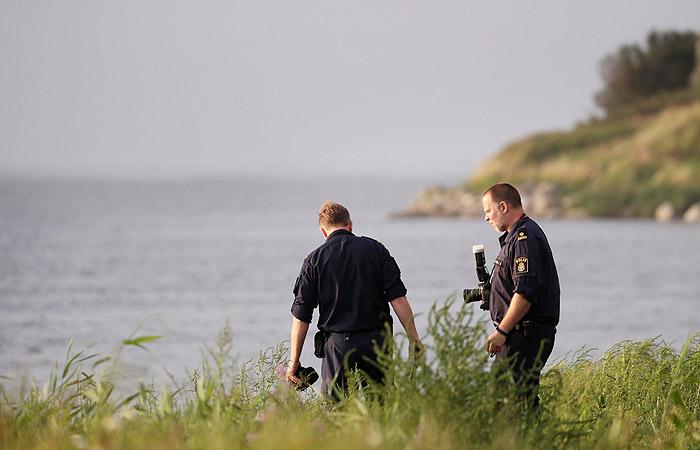 Полиция Дании обнаружила части тела пропавшей журналистки из Швеции