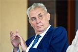Президент Чехии предложил Украине оставить России Крым и взять компенсацию