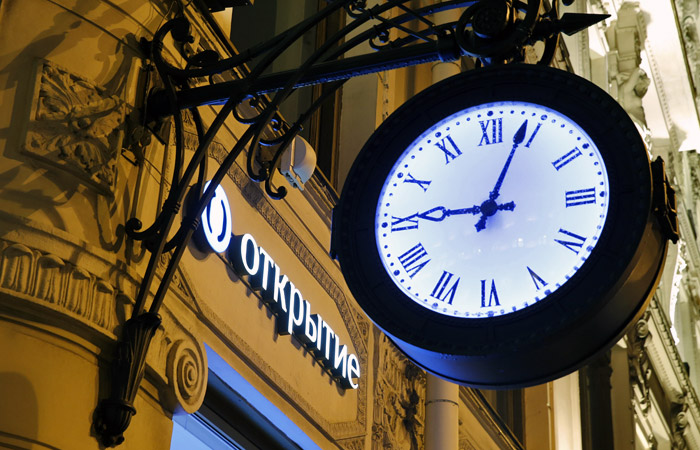 Дыра вкапитале банка «Открытие» достигла 190 млрд руб. — Месяц санации