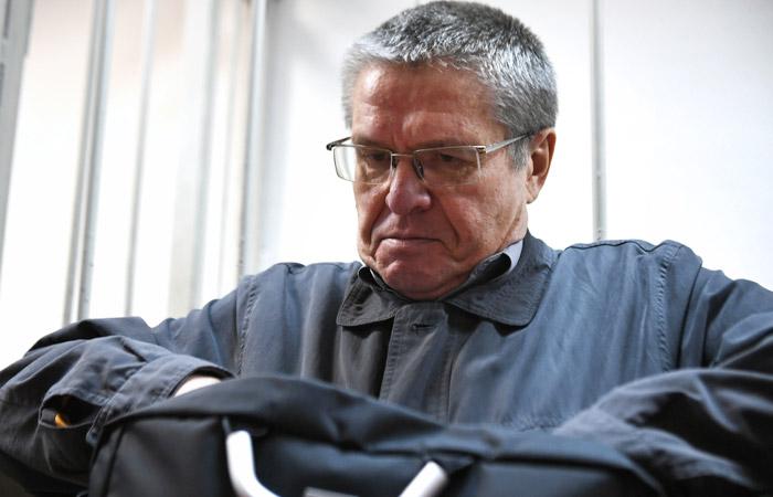 """Сумку с деньгами Улюкаеву передали рядом с гаражом """"Роснефти"""""""