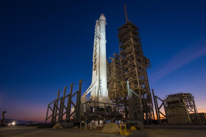 Компания SpaceX успешно запустила новый коммуникационный спутник