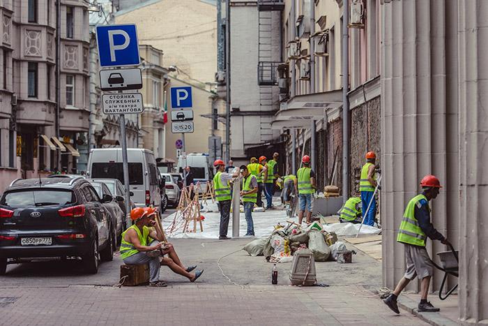 Расходы на благоустройство Москвы за три года превысят 138 млрд рублей