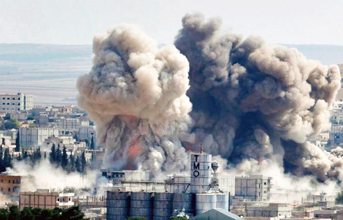 Под контролем ИГ осталось менее 8% территории Сирии