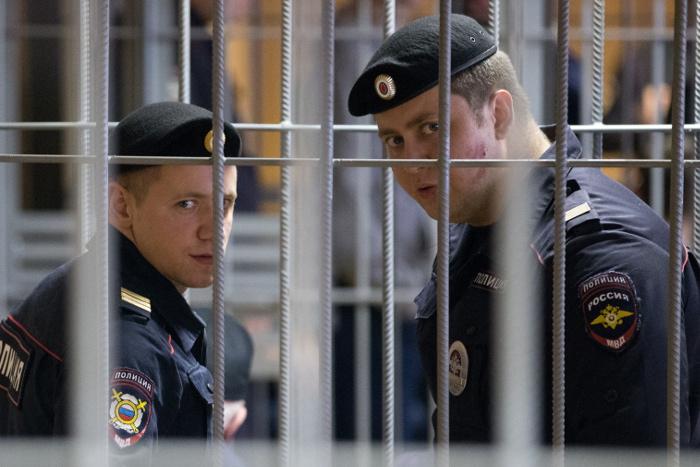 Полиция задержала почти полсотни участников несогласованных пикетов в Крыму