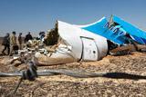К страховщикам подан иск на 1,4 млрд евро  по делу о крушении А321 над Синаем