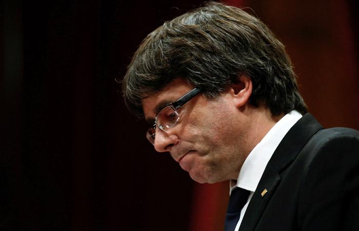 ВМИДРФ сообщили о вероятной эскалации ситуации вКаталонии