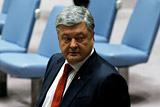 Порошенко обвинил организаторов акции в Киеве в дестабилизации ситуации на Украине