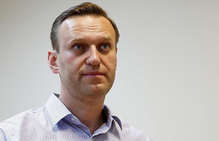 Навальный вышел на свободу после 20 суток ареста