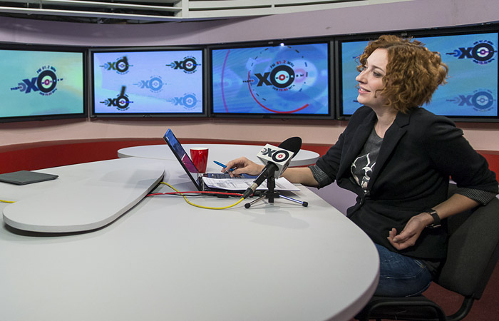 Вредакции «Эха Москвы» ранена журналистка Татьяна Фельгенгауэр