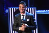 Роналду признан футболистом года-2017