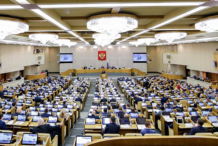 Законопроект о внесудебной блокировке сайтов нежелательных организаций прошел I чтение в ГД