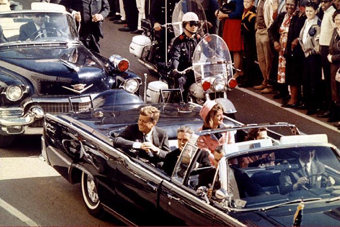 """В МИД РФ выразили сожаление из-за """"диких инсинуаций"""" вокруг убийства Кеннеди"""