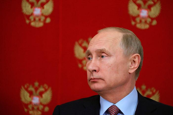 Уровень одобрения деятельности Путина достиг в России 82%
