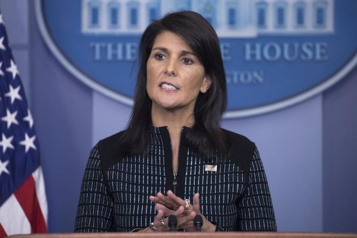 Постпред США при ООН обвинила сторонников Асада в пренебрежении международными нормами