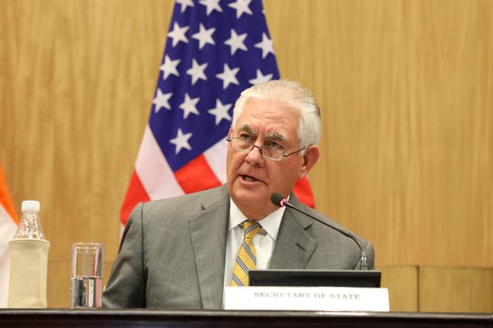 Тиллерсон отметил военные успехи РФ в Сирии
