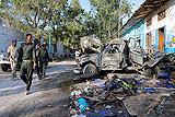 В Сомали задержали трех напавших на гостиницу в Могадишо