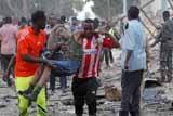 Не менее 18 человек стали жертвами взрывов в столице Сомали