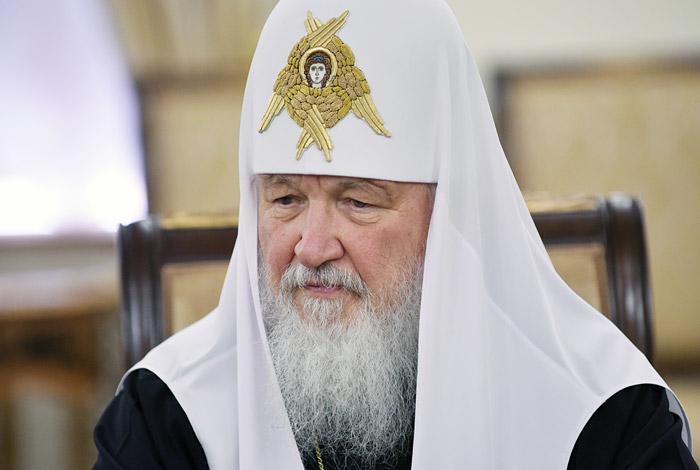 """Патриарх Кирилл отверг лозунг """"Свобода, Равенство, Братство"""""""