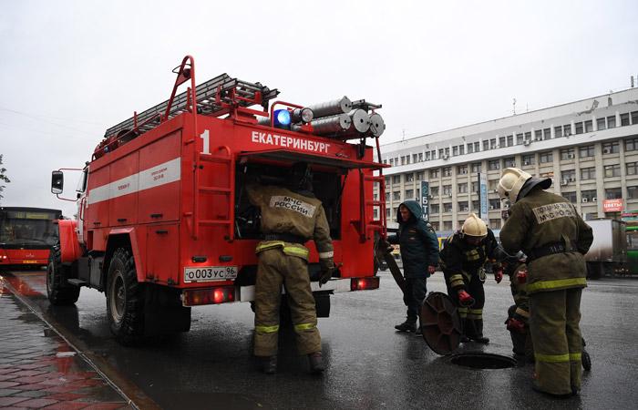 Из-за звонков оминировании вРФ замесяц эвакуировали неменее 500 000 человек