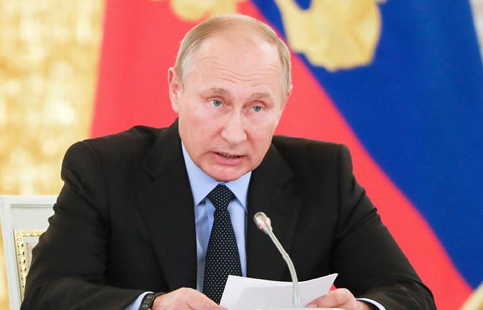 Путин назвал нападение на Фельгенгауэр действиями больного человека