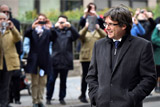 Пучдемон не будет добиваться предоставления убежища в Бельгии