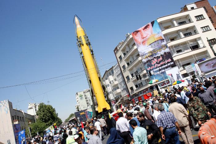Российские дипломаты назвали ракетную программу Ирана безопасной для мира
