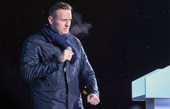 В МВД заявили о неявке Навального на несколько согласованных митингов с его участием