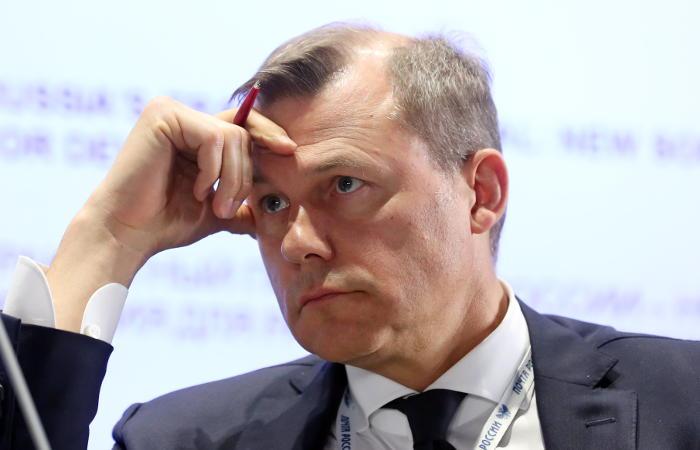 """Суд арестовал более 95 млн рублей бывшего главы """"Почты России"""""""