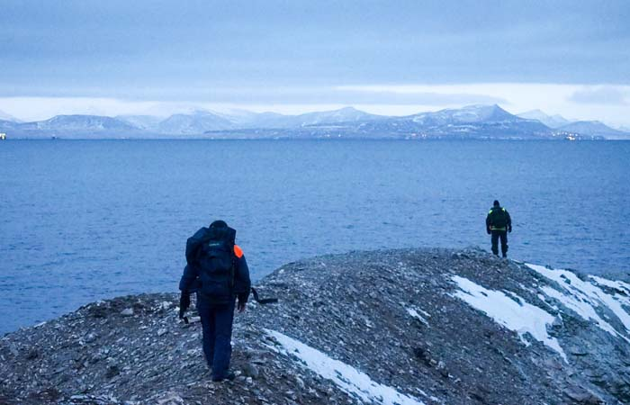 Спасателям до сих пор не удалось найти следов крушения российского Ми-8 у Шпицбергена
