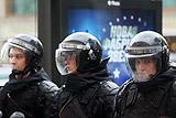 В Москве на несогласованной акции задержаны более 200 человек